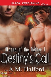 Destiny's Call ebook by A.M. Halford