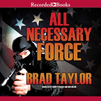 All Necessary Force audiobook by Brad Taylor
