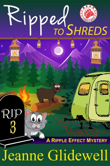 Ripped To Shreds (A Ripple Effect Cozy Mystery, Book 3) ebook by Jeanne Glidewell