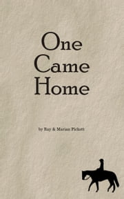 One Came Home ebook by Marian Pickett