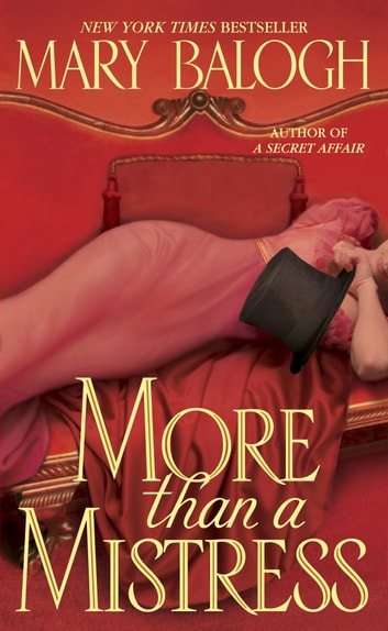 More than a Mistress ebook by Mary Balogh
