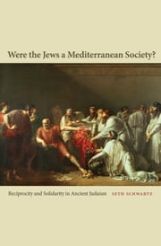 Were the Jews a Mediterranean Society?: Reciprocity and Solidarity in Ancient Judaism ebook by Schwartz, Seth