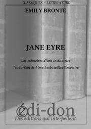 Jane Eyre eBook by Emily Brontë
