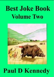 Best Joke Book: Volume Two ebook by Paul D Kennedy