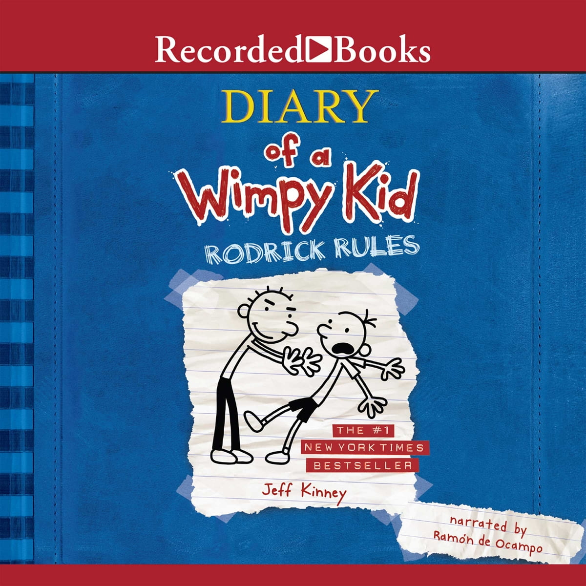 Diary of a wimpy kid rodrick rules audiobook by jeff kinney diary of a wimpy kid rodrick rules audiobook by jeff kinney 9781440708862 rakuten kobo solutioingenieria Choice Image