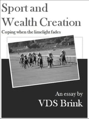 Sport and Wealth Creation: Coping when the limelight fades ebook by VDS Brink