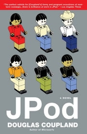 JPod ebook by Douglas Coupland