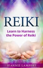 Reiki ebook by Jeannie Lambert