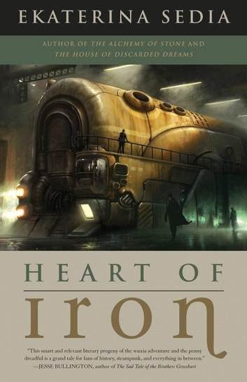 Heart of Iron ebook by Ekaterina Sedia