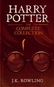 Harry Potter: The Complete Collection ebook by Kobo.Web.Store.Products.Fields.ContributorFieldViewModel