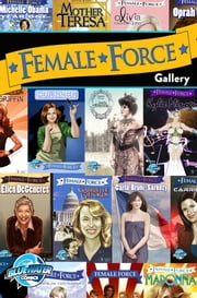 Female Force: Cover Gallery ebook by Pedro Ponzo,N/A