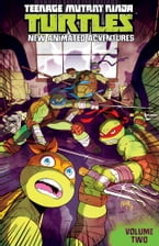 Teenage Mutant Ninja Turtles: New Animated Adventures, Vol. 2