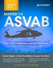 Master the ASVAB, 22nd Edition ebook by Scott Ostrow