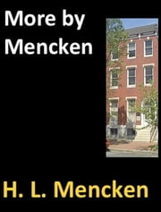 More by Mencken ebook by H. L. Mencken,George Jean Nathan