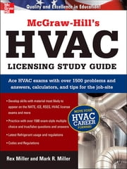 McGraw-Hill's HVAC Licensing Study Guide ebook by Rex Miller,Mark Miller