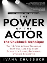 The Power of the Actor ebook by Kobo.Web.Store.Products.Fields.ContributorFieldViewModel