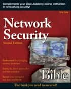 Network Security Bible ebook by Eric Cole