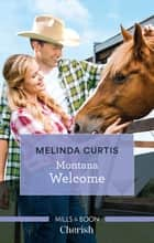 Montana Welcome ebook by Melinda Curtis