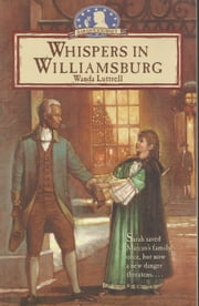 Whispers in Williamsburg ebook by Wanda Luttrell