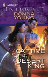Captive of the Desert King ebook by Donna Young