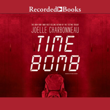 Time Bomb audiobook by Joelle Charbonneau