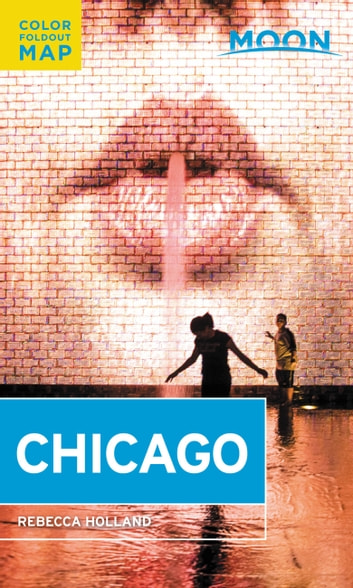 Moon Chicago ebook by Rebecca Holland