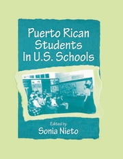 Puerto Rican Students in U.s. Schools ebook by