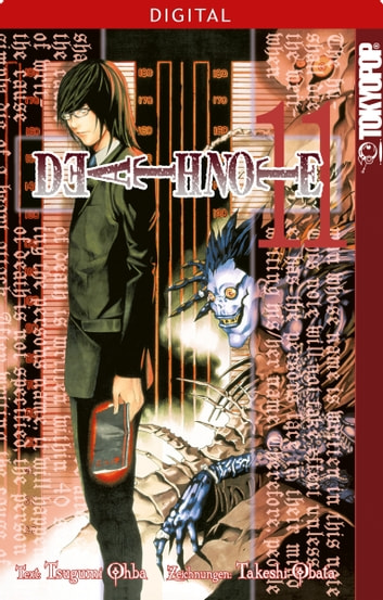 Death Note 11 eBook by Takeshi Obata,Tsugumi Ohba