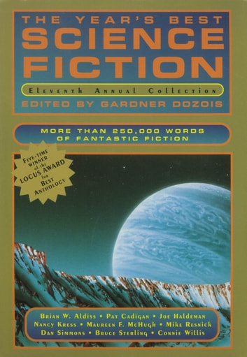 The Year's Best Science Fiction: Eleventh Annual Collection ebook by