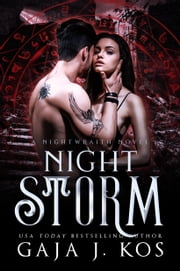 Nightstorm ebook by Gaja J. Kos