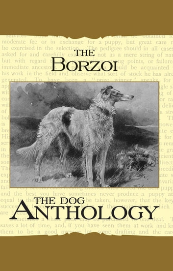 Borzoi: The Russian Wolfhound - A Dog Anthology (A Vintage Dog Books Breed Classic) ebook by Various Authors