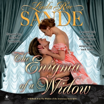 Enigma of a Widow, The audiobook by Linda Rae Sande