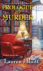 Prologue to Murder ebook by