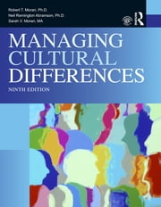Managing Cultural Differences ebook by Neil Remington Abramson,Robert T. Moran,Sarah V. Moran