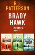 Brady Hawk Books 1-3 ebook by R.J. Patterson