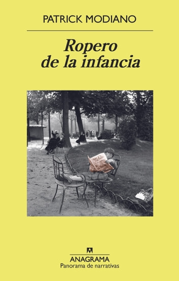 Ropero de la infancia ebook by Patrick Modiano