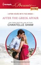 After the Greek Affair ebook by Chantelle Shaw