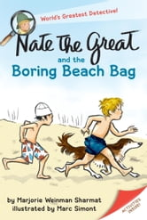 Nate the Great and the Boring Beach Bag ebook by Marjorie Weinman Sharmat