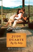 Big Sky Baby (Mills & Boon Silhouette) ebook by Judy Duarte