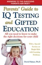 Parents' Guide to IQ Testing and Gifted Education ebook by David Palmer