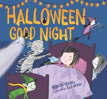 Halloween Good Night ebook by Rebecca Grabill