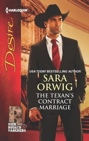 The Texan's Contract Marriage ebook by Sara Orwig