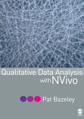 Qualitative Data Analysis with NVivo ebook by Dr. Patricia Bazeley