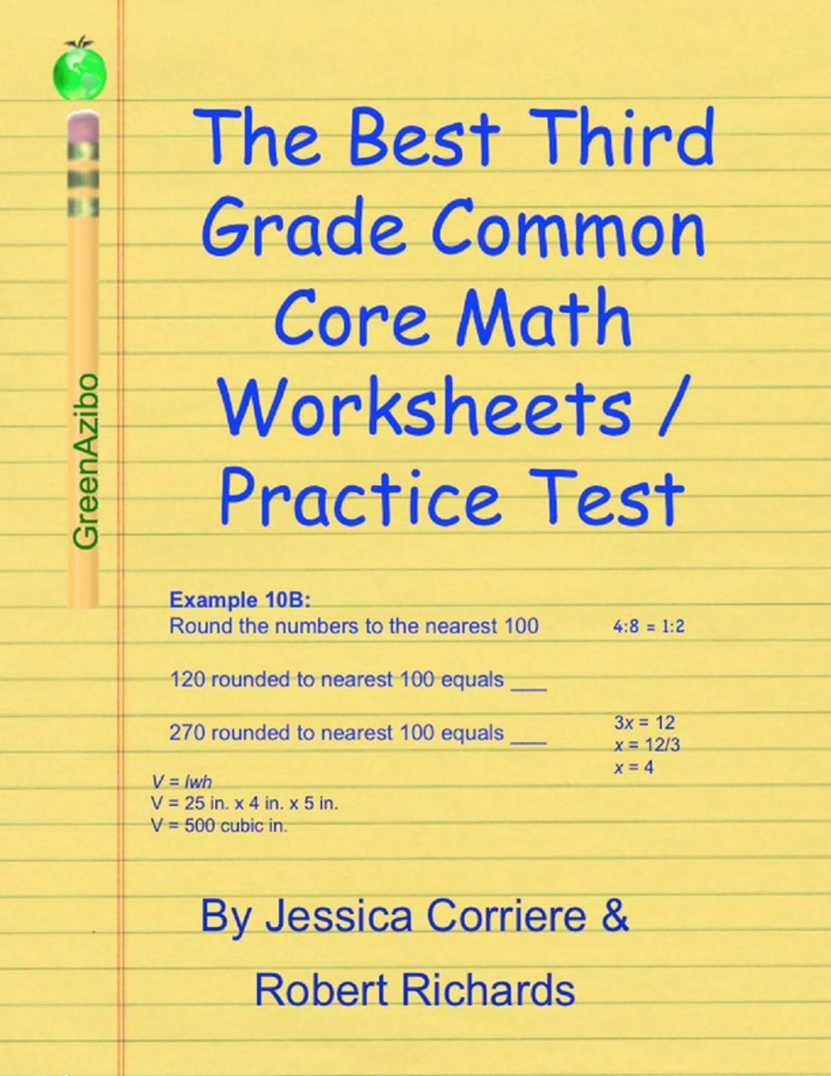 - The Best Third Grade Common Core Math Worksheets / Practice Tests