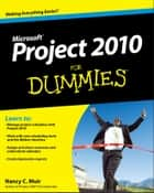 Project 2010 For Dummies ebook by Nancy C. Muir