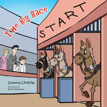 The Big Race ebook by Donna Christie