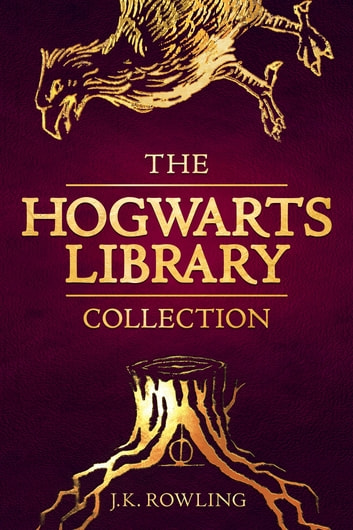 The Hogwarts Library Collection ebook by J.K. Rowling,Olly Moss