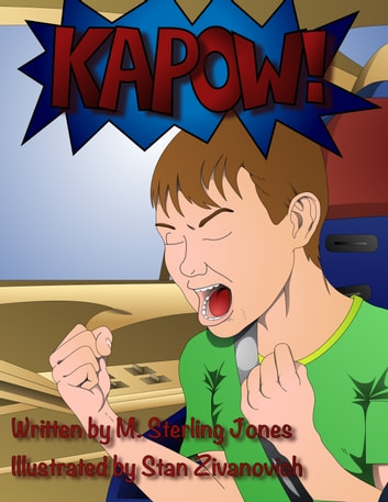 Kapow! ebook by M. Sterling Jones