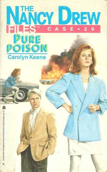 Pure Poison ebook by Carolyn Keene