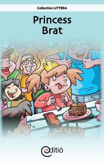 Princess Brat ebook by Tomy Pageau